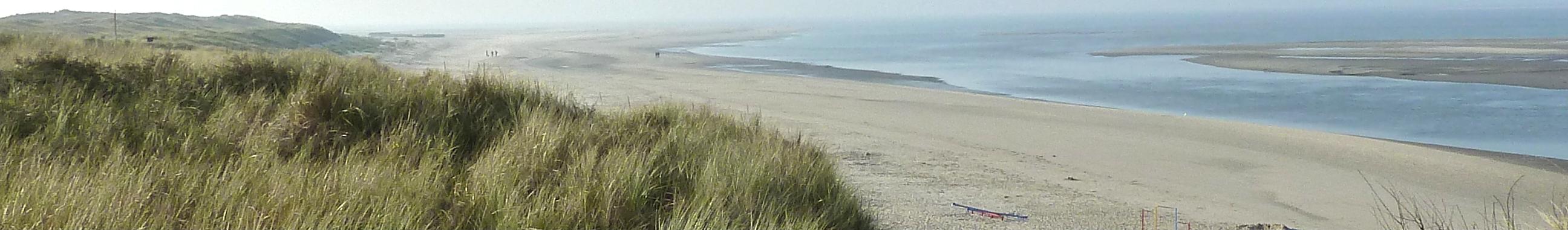 Küstenpanorama Nordeseeinsel